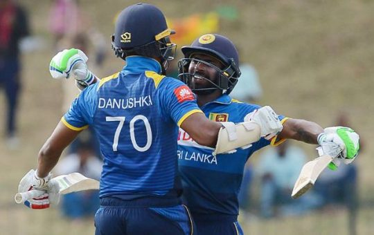 MENDIS, DICKWELLA AND GUNATHILAKE SUSPENDED FROM ALL FORM OF CRICKET WITH IMMEDIATE EFFECT…