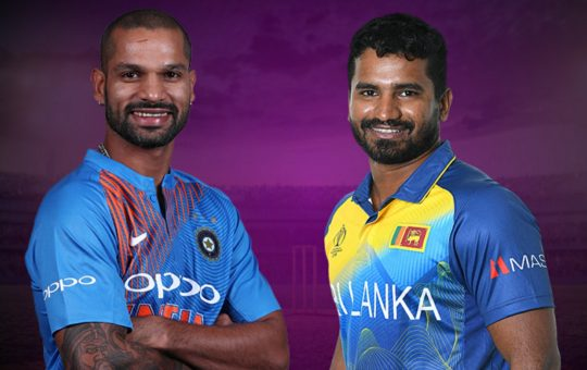 ALL SET FOR THE SRI LANKA AND INDIA UNACADEMY ODI CUP 2021…