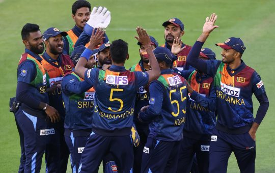 SRI LANKA BEGIN THEIR T20 WORLD CUP CAMPAIGN AGAINST NAMIBIA ON 18 OCTOBER…