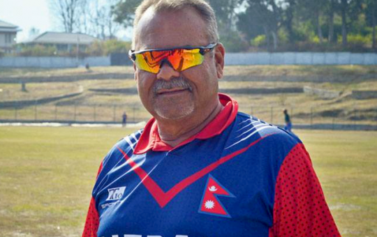 WHATMORE TO QUIT AS NEPAL'S HEAD COACH…!