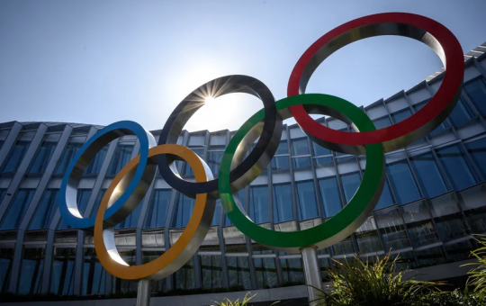ICC CONFIRMS CRICKET'S                 OLYMPIC AMBITION…