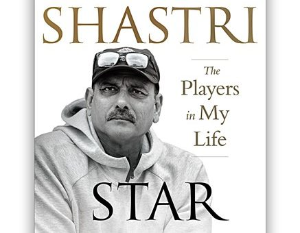 HARPERCOLLINS LAUNCH THE MOST ANTICIPATED CRICKET BOOK OF 2021 'STARGAZING' BY RAVI SHASTRI…!