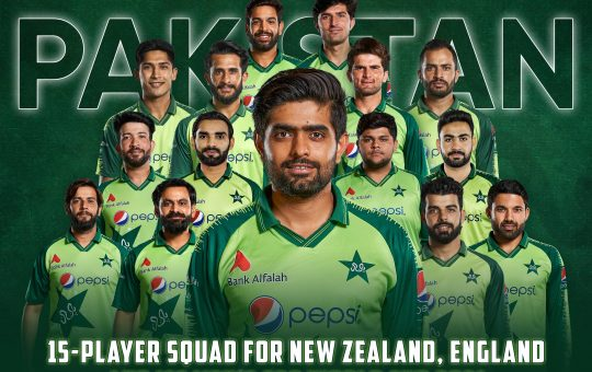 PAKISTAN CRICKET SELECTORS NAME 15-PLAYER WELL-BALANCED SQUAD FOR T20 WORLD CUP 2021…!